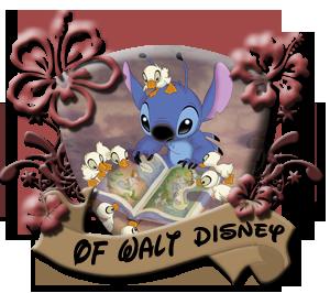 of Walt Disney Family Crest