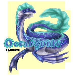 Oceanguide Family Crest