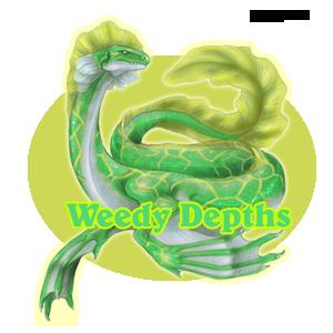 Weedy Depths Family Crest