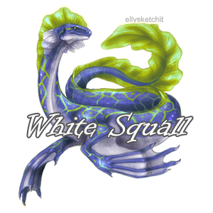 White Squall Family Crest