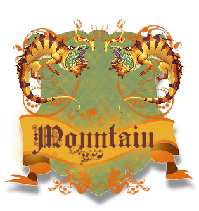 of Mountain Family Crest
