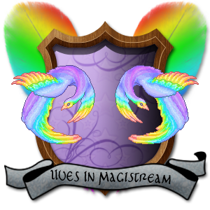 lives in MagiStream Family Crest