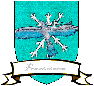 Froststorm Family Crest