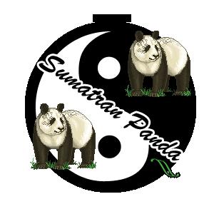 Sumatran Panda Family Crest