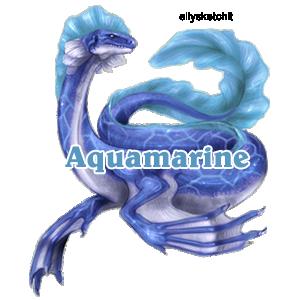 Aquamarine Family Crest