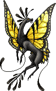 Adala the Butterfly Dragon